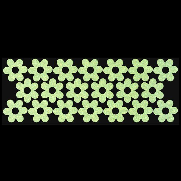 LiteMark Reflective 6 Petal Flowers