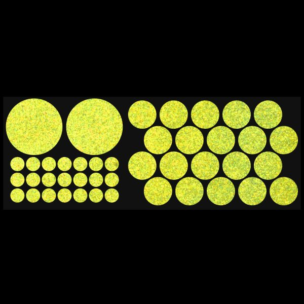 LiteMark Reflective Assorted Circles