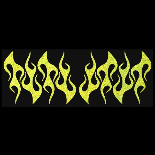 LiteMark Reflective Flames