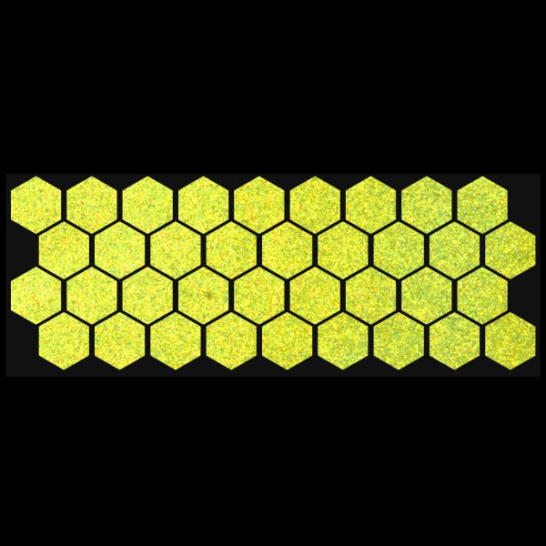 LiteMark Reflective Hexagons