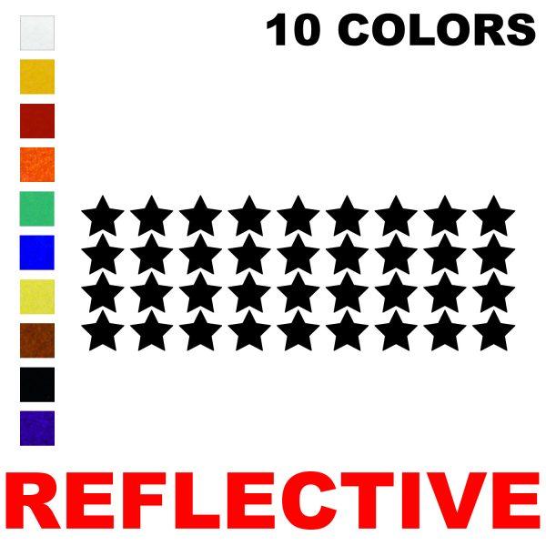 LiteMark Reflective Stars