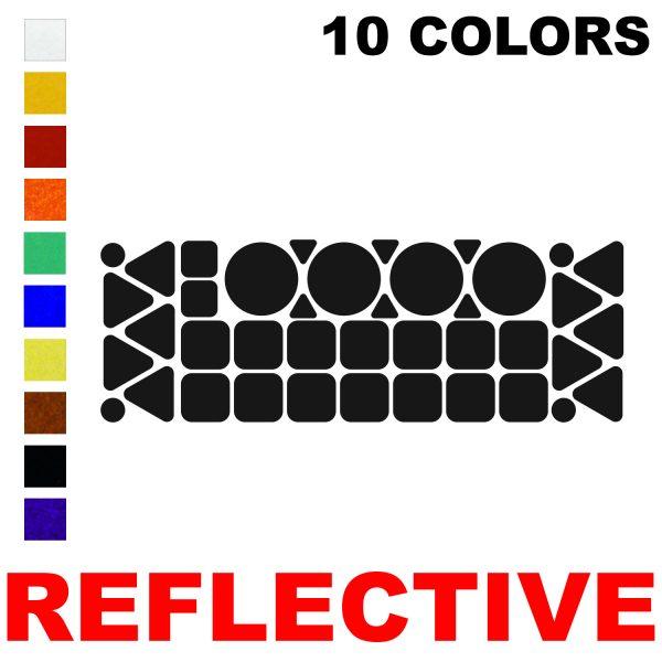 LiteMark Reflective Variety Pack 3